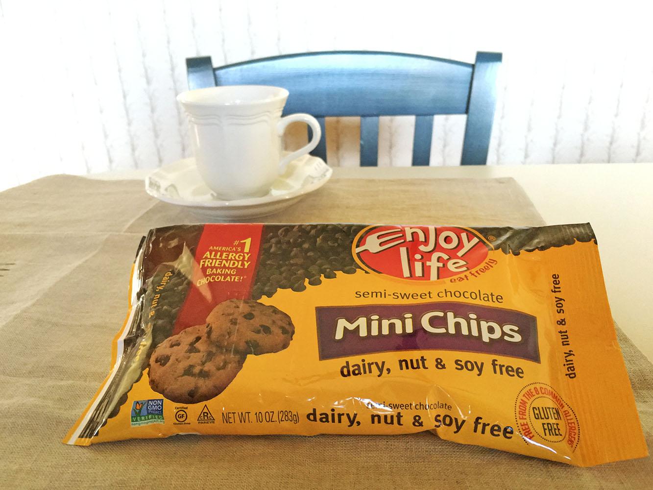 Enjoy Life Semi Sweet Chooclate Mini Chips