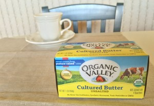 Organic Valley Unsalted Butter