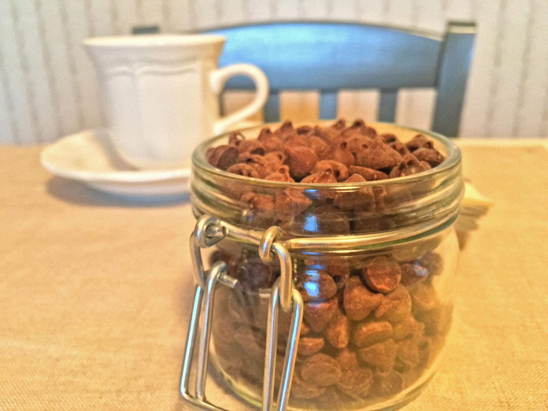 Earth Fare Bulk Chocolate Chips