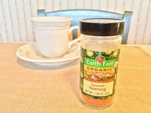 Earth Fare Organic Ground Nutmeg