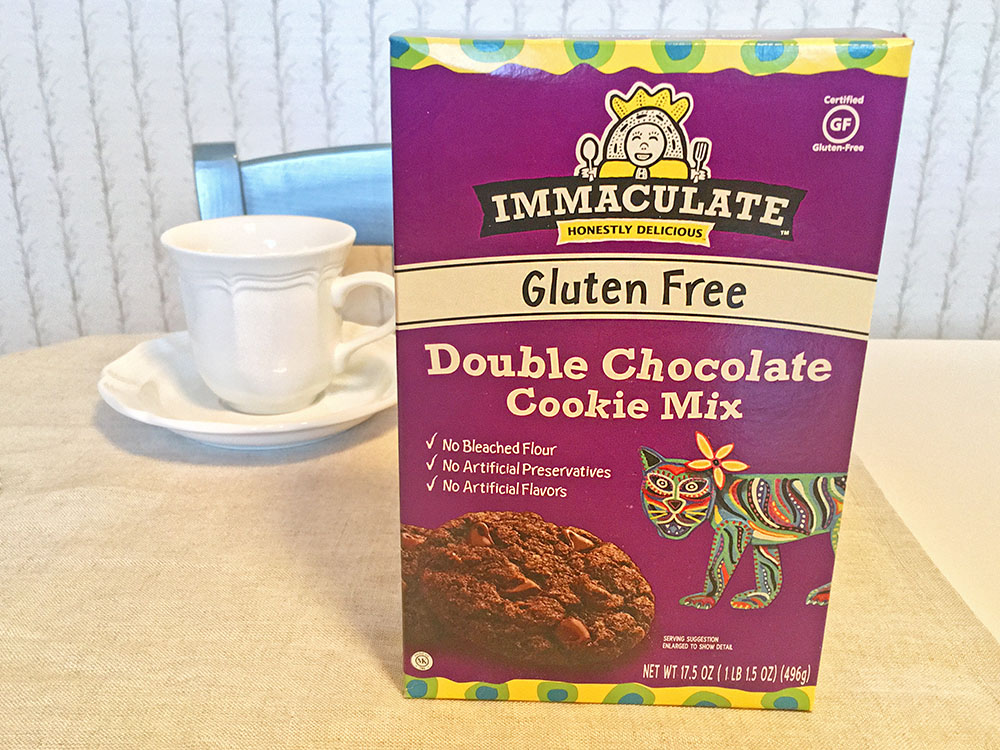 Immaculate Double Chocolate Cookie Mix