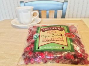 Naturipe Organic Cranberries