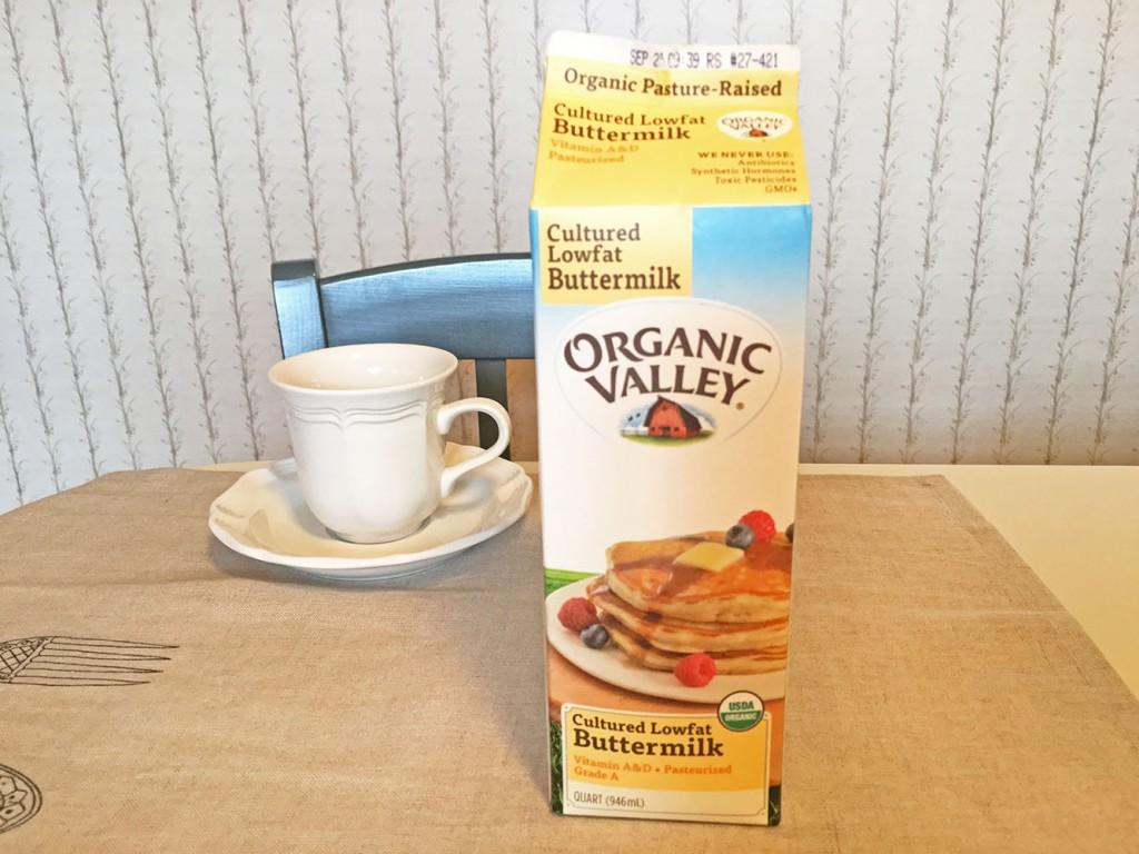 Organic Valley Buttermilk