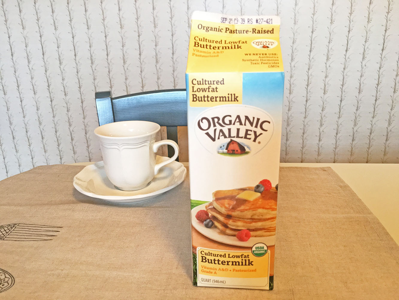 Organic Valley Buttermilk