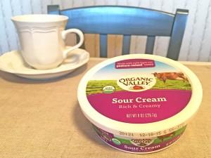 Organic Valley Sour Cream