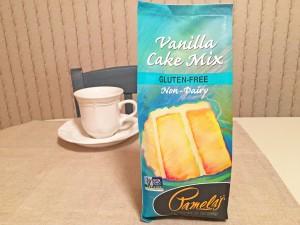 Pamelas Vanilla Cake Mix
