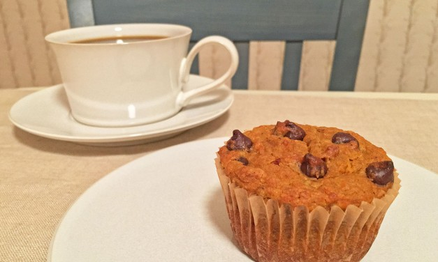 Pumpkin and Spice and Everything Nice Muffins