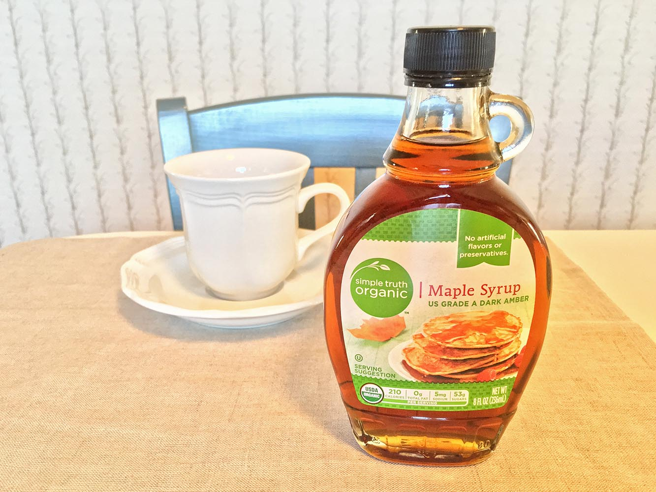 Simple Truth Organic Maple Syrup