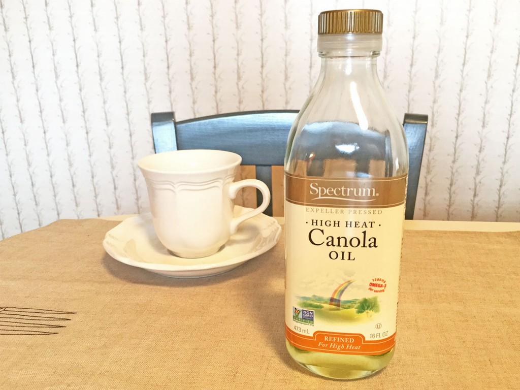 Spectrum Canola Oil