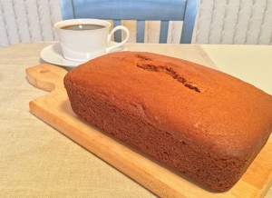 Sweet-Potato Poundcake Loaf