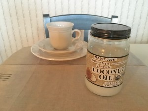 Trader Joes Organic Virgin Coconut Oil