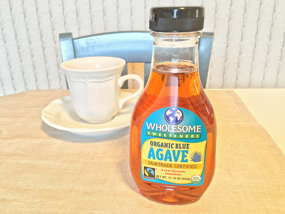 Wholesome Sweeteners Blue Agave