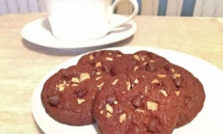 Chocolate Lover's Dream Cookies