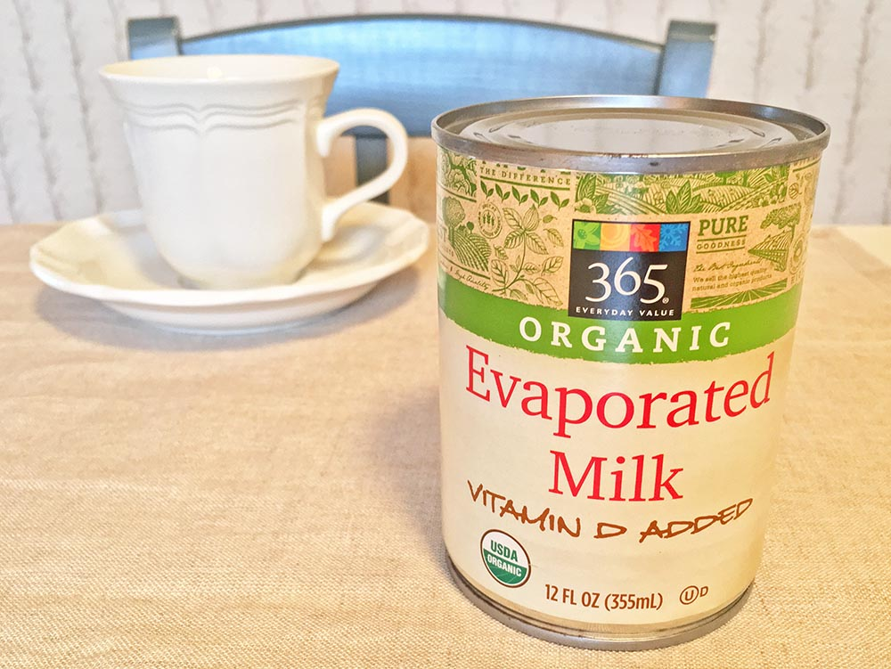 Whole Foods 365 Evaporated Milk