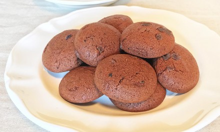 Enjoy Life Double Chocolate Brownie Cookies
