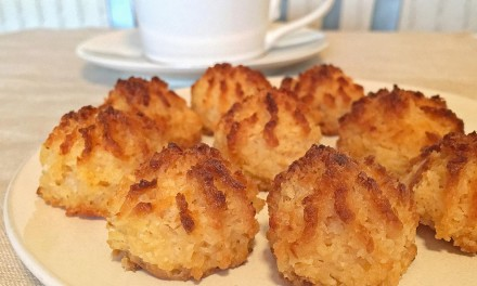 Jennies Coconut Macaroons
