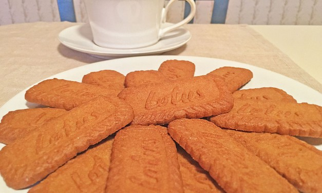Lotus Biscoff Cookies