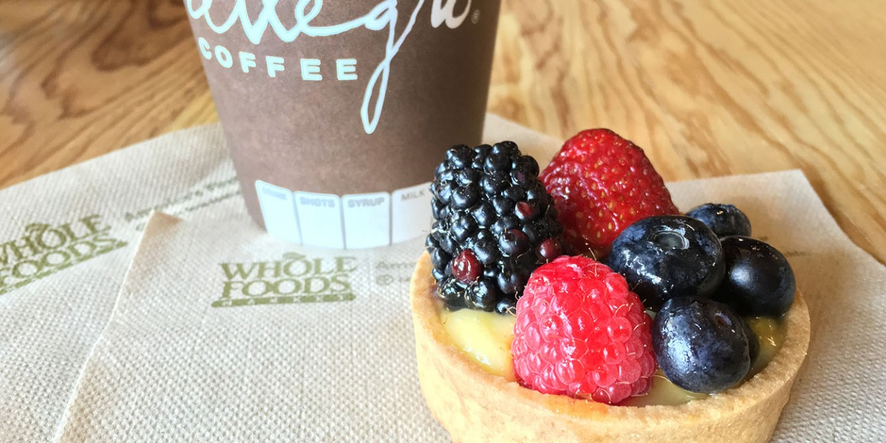 Whole Foods Fresh Fruit Tartlet