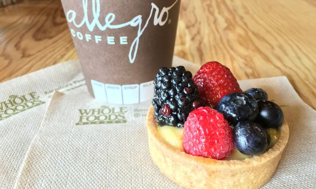 Whole Foods Fresh Fruit Tartlet