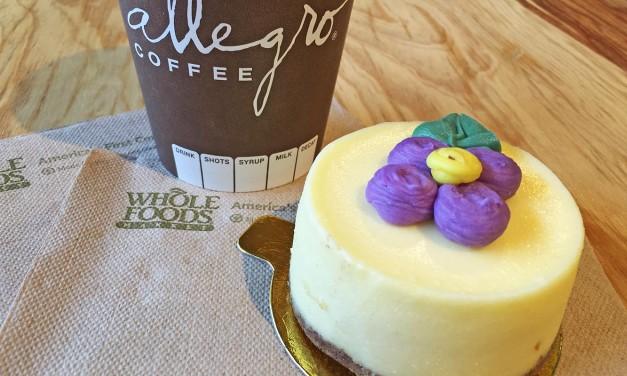 Whole Foods NY Cheesecake