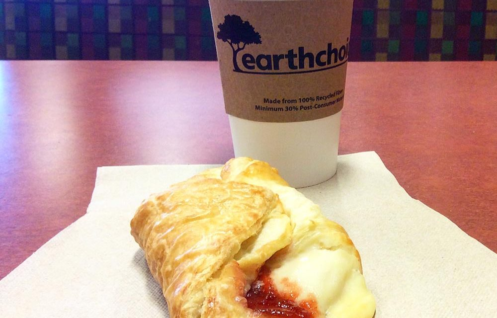 Earth Fare Strawberry Cream Cheese Croissant