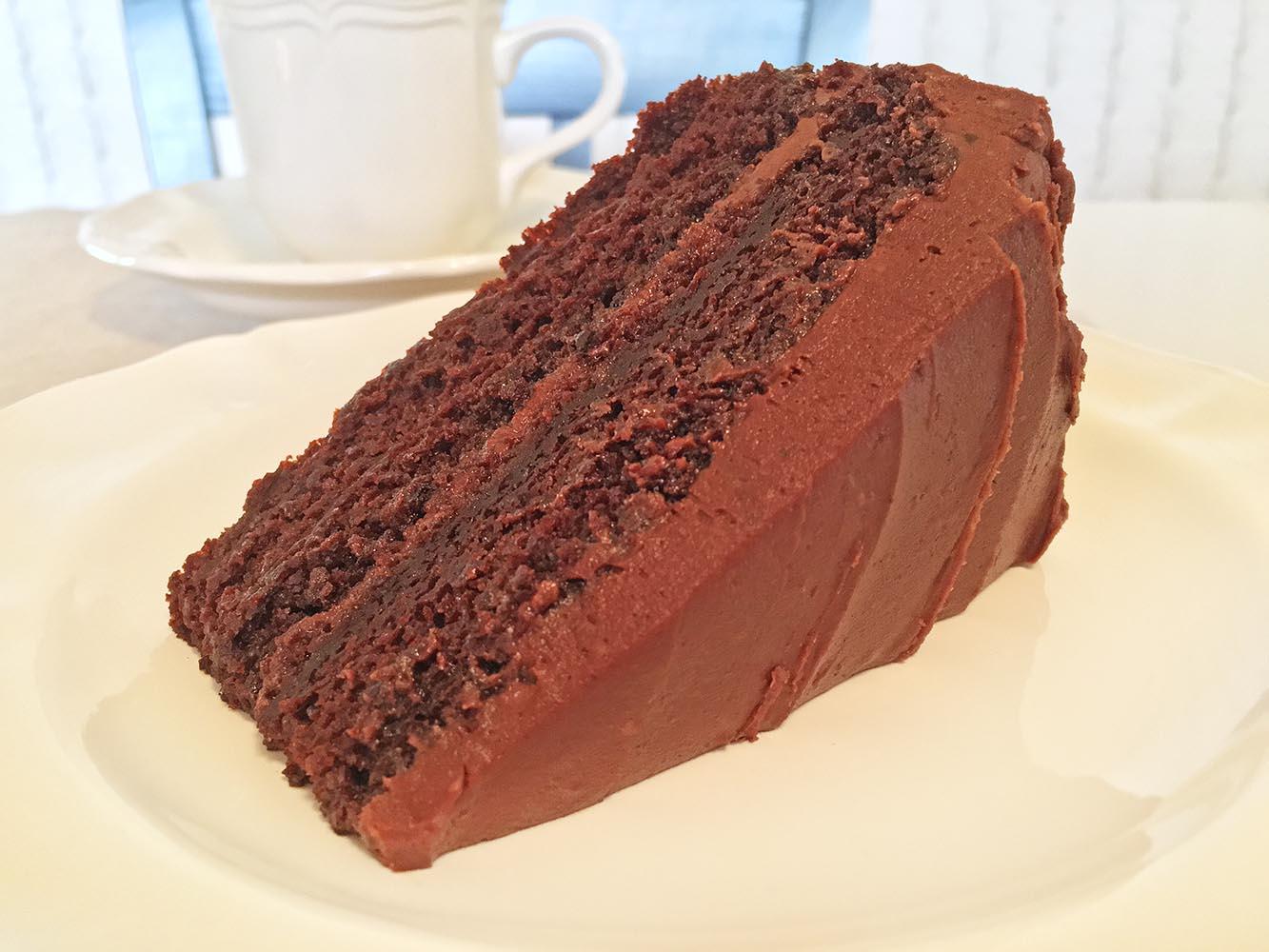Egg Free Chocolate Cake Recipe Vinegar