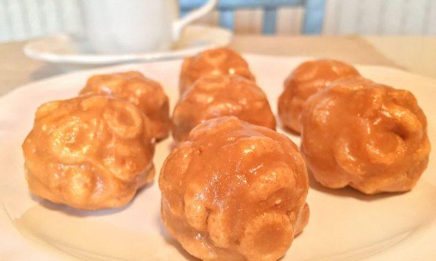 No Bake Peanut Butter Purely O Bites