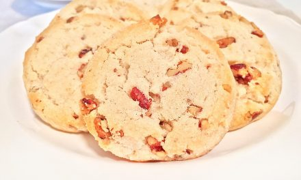 Pamela's Pecan Shortbread Cookies
