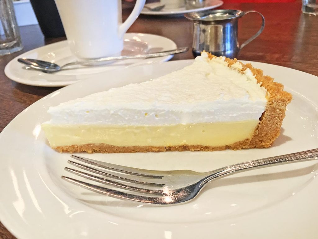 The Tomato Head Key Lime Pie