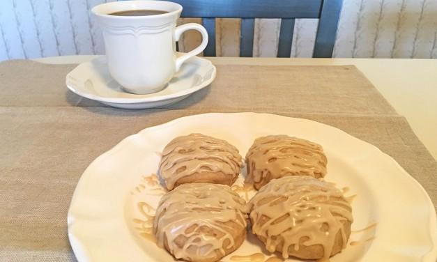 Chai Tea Mini Biscuits