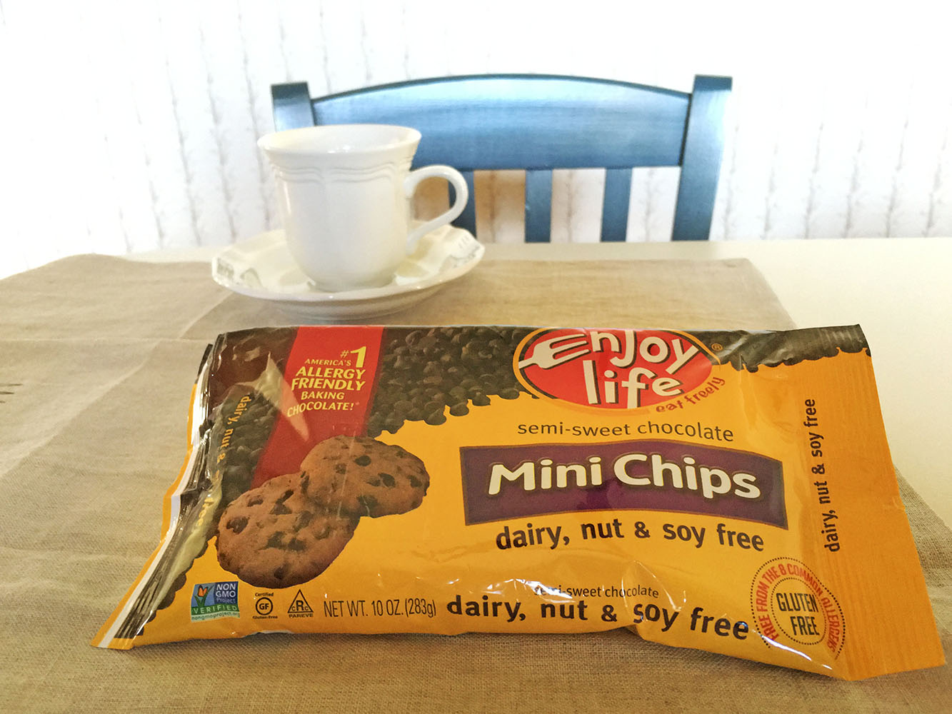 Enjoy Life Semi Sweet Chooclate Mini Chips