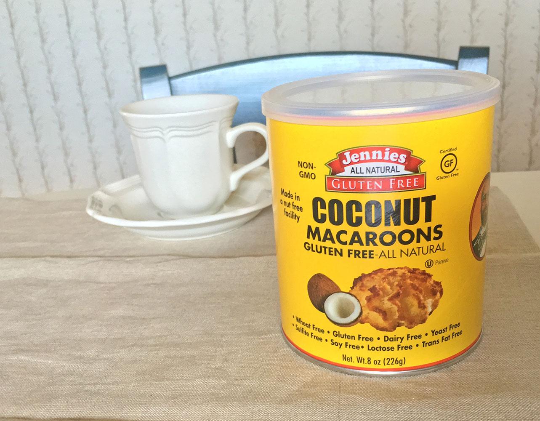 Jennies Gluten Free Coconut Macaroons