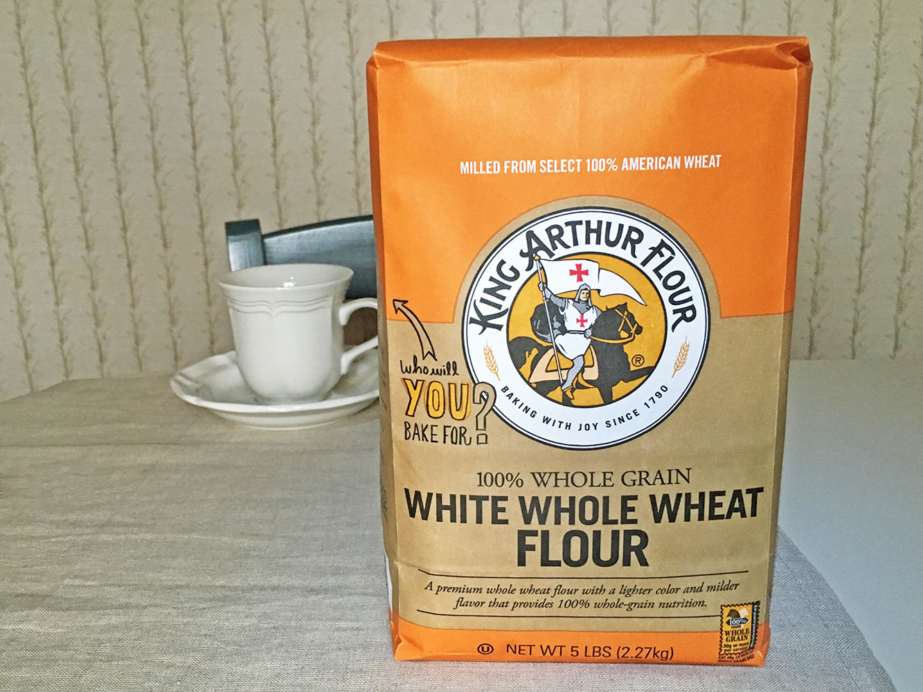 King Arthur Whole Wheat Flour
