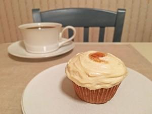 Maple Cupcake