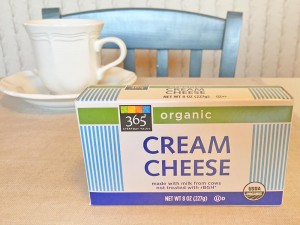 365 Organic Cream Cheese