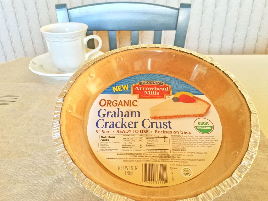 Arrowhead Mills Organic Graham Cracker Crust
