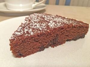 Bittersweet Mocha Coffee Cake