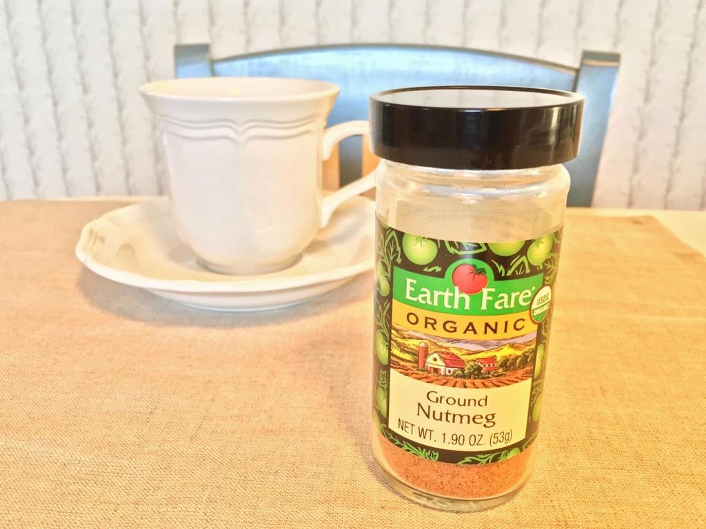 Earth Fare Organic Ground Nutmeg