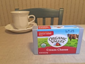 Organic Valley Cream Cheese
