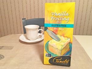 Pamelas Vanilla Frosting Mix