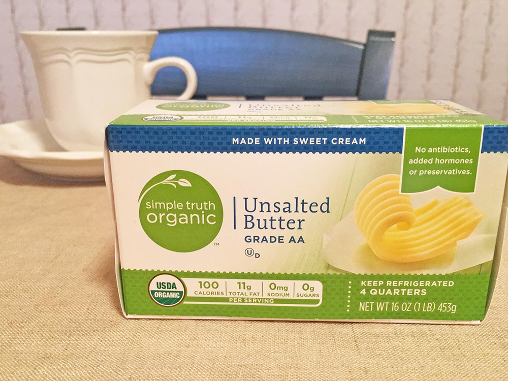 Simple Truth Organic Unsalted Butter