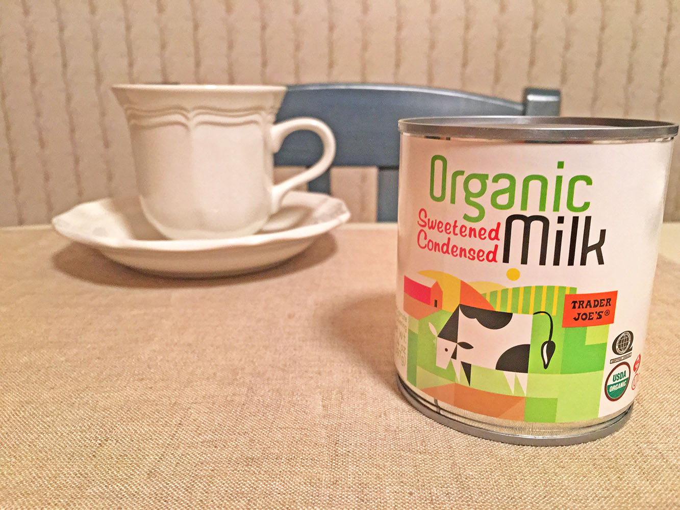 Trader Joe's Organic Sweetened Condensed Milk
