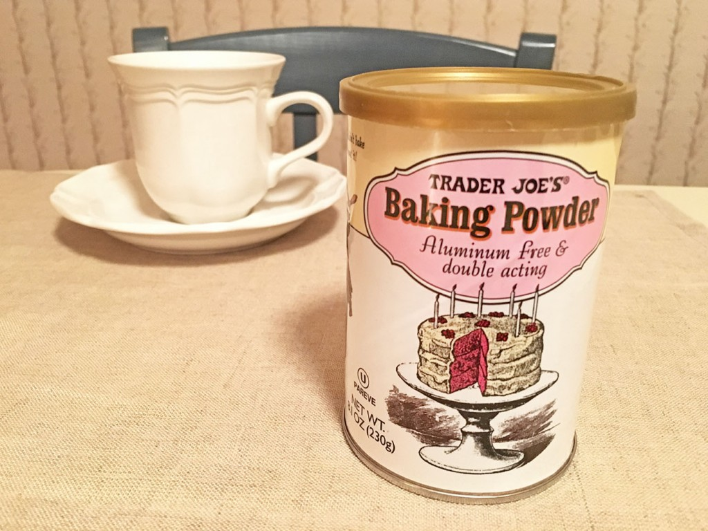 Trader Joe's Baking Powder