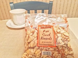 Trader Joe's Raw Sliced Almonds