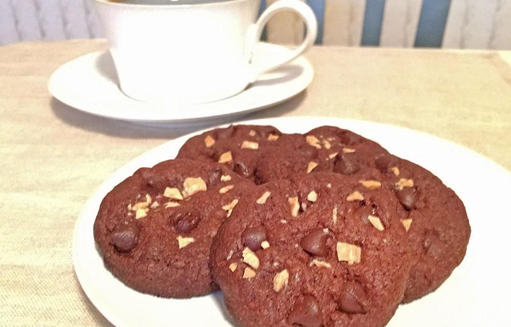 Chocolate Lover's Dream Cookies
