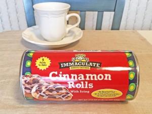 Immaculate Cinnamon Rolls