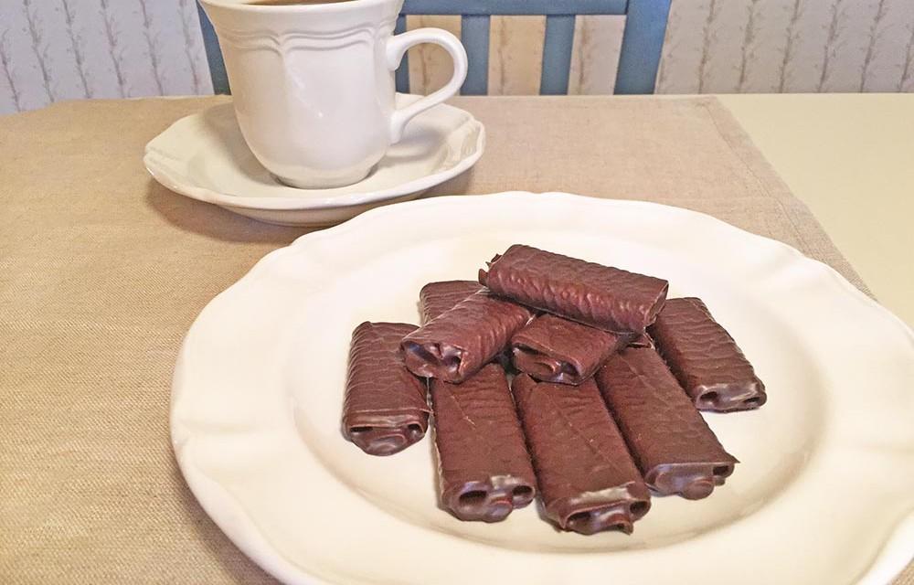 Natural Nectar Choco Dream Crispy Crepes