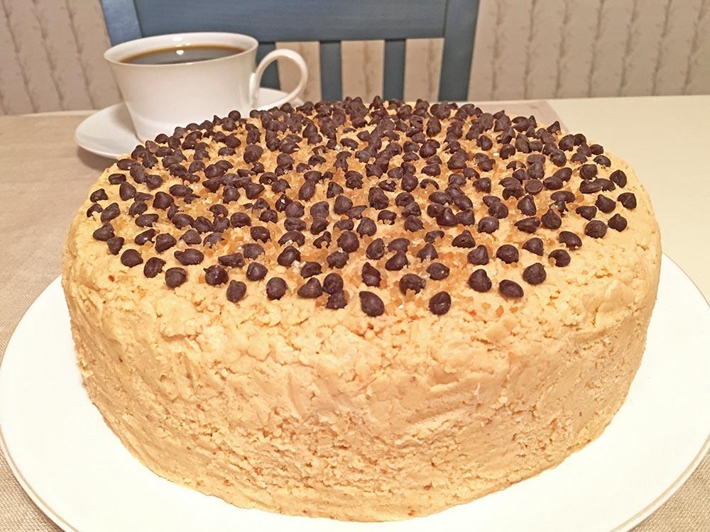 Plantation Peanut Butter Cake