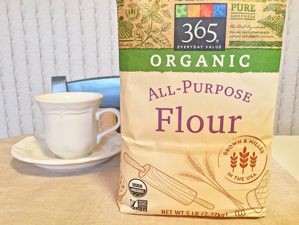 Whole Foods 365 Organic Flour