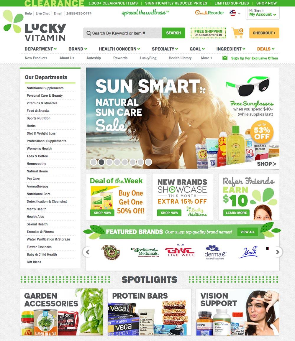 LuckyVitamin.com